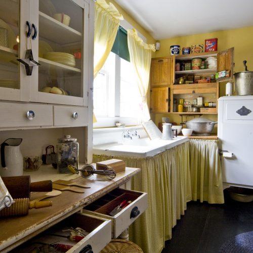 trethewey house kitchen