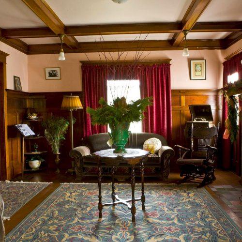 Trethewey House livingroom