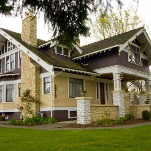 Trethewey House Front 2